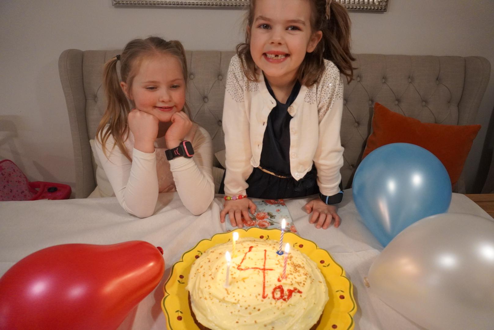 5 bursdagstips med hensyn til smittevern