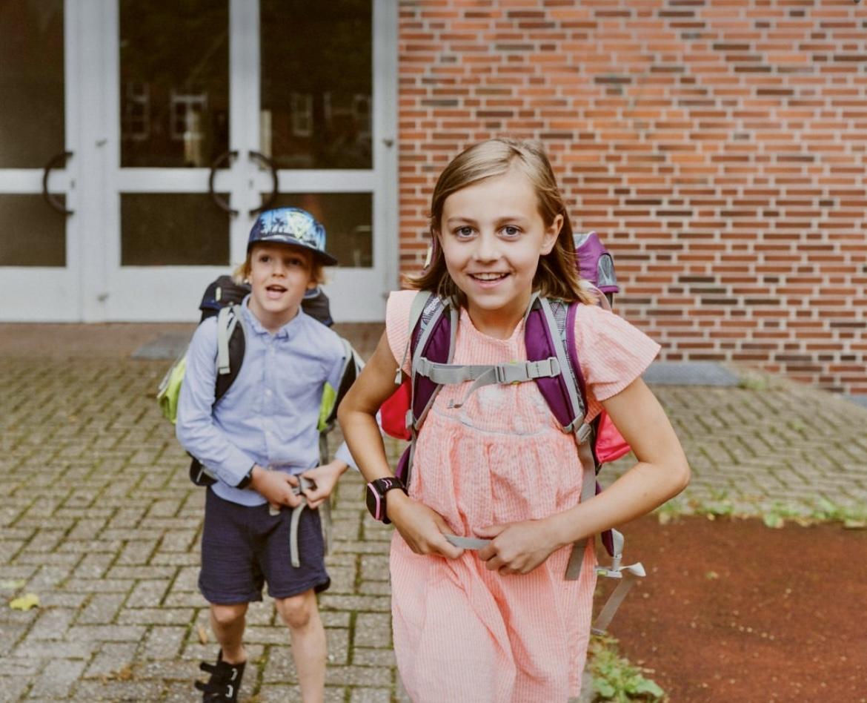 Kan barnet ha Xplora smartklokke på skolen?