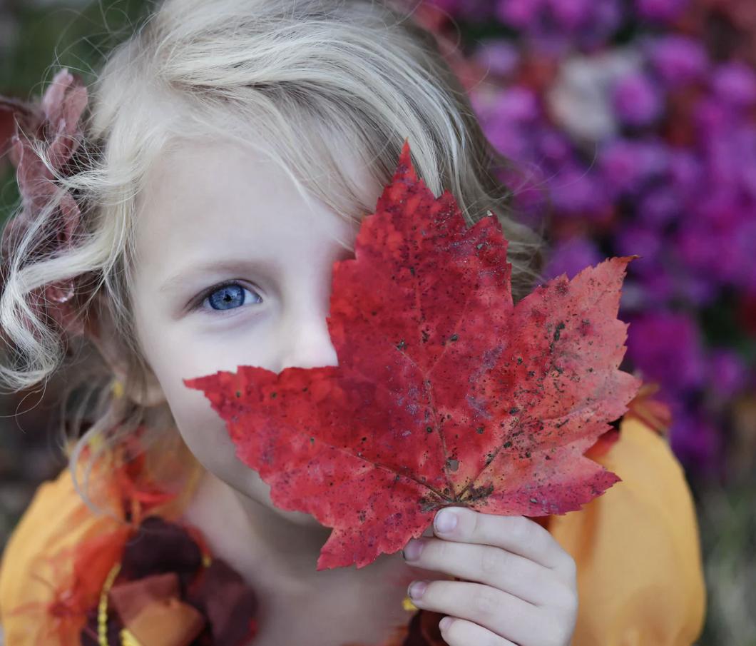 40 gøyale aktiviteter for barn og familien i høst!